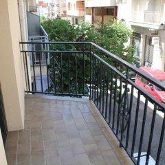 Отель Apartamento Puig Rom 102 Курорт Росес балкон