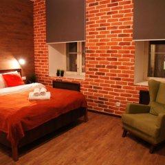 LiKi LOFT HOTEL 3* Улучшенный номер с различными типами кроватей фото 21