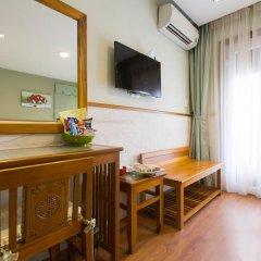Отель Green Heaven Hoi An Resort & Spa 4* Улучшенный номер фото 6