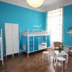 Adam&eva Hostel Prague Кровать в общем номере фото 3