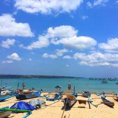 Отель Balangan Sea View Bungalow пляж