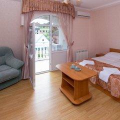 Мини-гостиница Асхо Номер Делюкс с различными типами кроватей фото 4