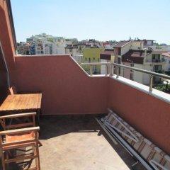 Отель Panorama Apartment Болгария, Несебр - отзывы, цены и фото номеров - забронировать отель Panorama Apartment онлайн балкон