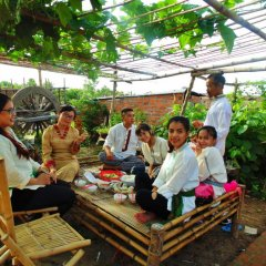 Отель INRA Champa Homestay детские мероприятия