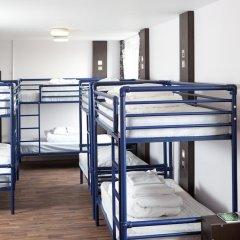 Euro Hostel Glasgow Кровать в общем номере с двухъярусной кроватью фото 3