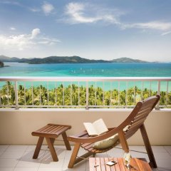 Reef View Hotel 4* Люкс с различными типами кроватей фото 5