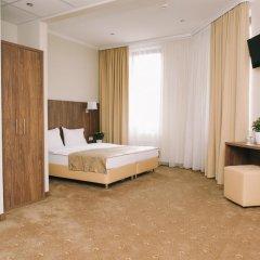 Гостиница SkyPoint Шереметьево комната для гостей фото 2
