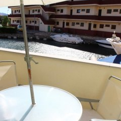 Отель Port Sotavent XV A Курорт Росес балкон