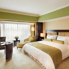 Hua Ting Hotel And Towers 5* Номер Делюкс с различными типами кроватей фото 5