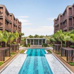 Отель Saturdays Residence бассейн фото 2