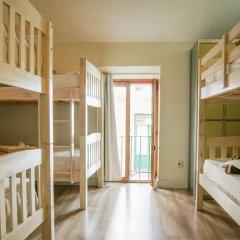 Mad4you Hostel Кровать в общем номере с двухъярусной кроватью фото 9