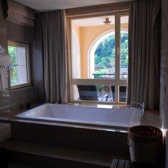 Отель The Interlaken OCT Hotel Shenzhen Китай, Шэньчжэнь - отзывы, цены и фото номеров - забронировать отель The Interlaken OCT Hotel Shenzhen онлайн ванная фото 2