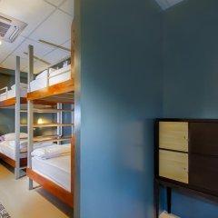 Hom Hostel & Cooking Club Кровать в общем номере фото 3