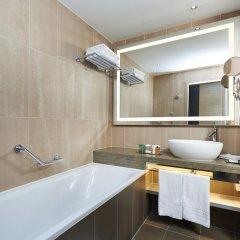 Отель Hilton London Tower Bridge 4* Представительский номер с различными типами кроватей фото 9