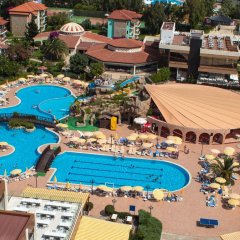 Отель Gypsophila Holiday Village бассейн фото 6