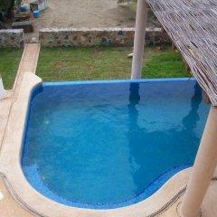 Отель Villa Puesta del Sol Мексика, Коакоюл - отзывы, цены и фото номеров - забронировать отель Villa Puesta del Sol онлайн бассейн фото 2
