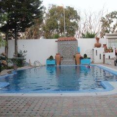 Отель Malabata Guest House Марокко, Танжер - отзывы, цены и фото номеров - забронировать отель Malabata Guest House онлайн бассейн фото 3