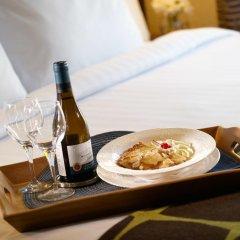 Отель Fairfield Inn & Suites by Marriott Washington, DC/Downtown 3* Представительский номер с различными типами кроватей
