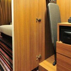 Отель The Continent Bangkok by Compass Hospitality 4* Улучшенный номер с различными типами кроватей фото 23