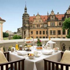 Hotel Taschenbergpalais Kempinski Dresden 5* Стандартный номер двуспальная кровать фото 4