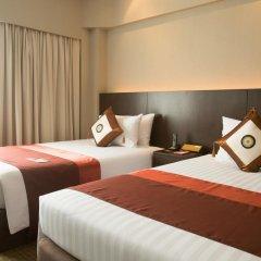 Отель Ramada Plaza by Wyndham Bangkok Menam Riverside 5* Номер Делюкс с двуспальной кроватью фото 5
