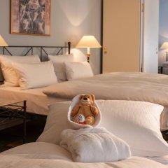 Hotel Elbflorenz Dresden комната для гостей