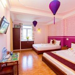 Отель Vy Hoa Hoi An Villas 3* Номер Делюкс с различными типами кроватей фото 3