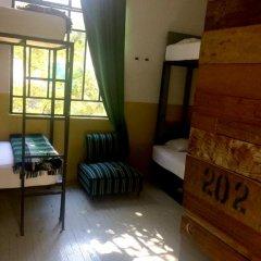 Отель Stayinn Barefoot Condesa Кровать в женском общем номере фото 4