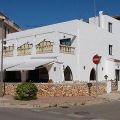 Отель Hostal Sa Prensa парковка