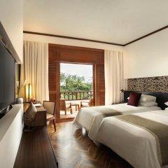 Nusa Dua Beach Hotel & Spa 4* Номер Делюкс с различными типами кроватей фото 2