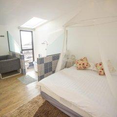 Отель Glur Bangkok Люкс разные типы кроватей фото 15