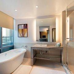Отель West 57th Street by Hilton Club США, Нью-Йорк - отзывы, цены и фото номеров - забронировать отель West 57th Street by Hilton Club онлайн ванная