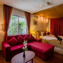 Отель Casa Villa Independence 3* Люкс с различными типами кроватей фото 12
