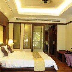 Отель Duangjitt Resort, Phuket 5* Семейный люкс с двуспальной кроватью фото 8