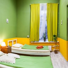 Гостиница Пётр Стандартный номер с 2 отдельными кроватями фото 6
