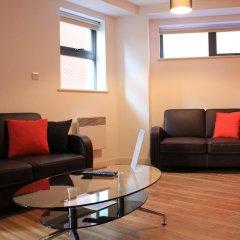 Апартаменты Atana Apartments 4* Студия Делюкс с двуспальной кроватью фото 4