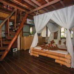 Отель Balangan Sea View Bungalow комната для гостей фото 4