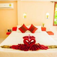 Отель Angel Green Garden Bungalows 3* Стандартный номер фото 11