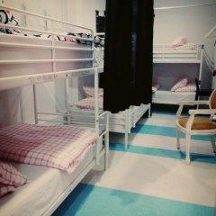 Отель Drop Inn Singapore Кровать в женском общем номере с двухъярусной кроватью фото 3
