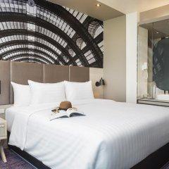 Отель Mercure Bangkok Makkasan 4* Улучшенный номер с различными типами кроватей