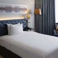 Отель Hilton Helsinki Strand 4* Стандартный номер с различными типами кроватей фото 8
