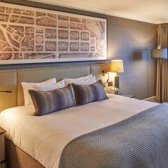Отель Intercontinental Edinburgh the George 5* Номер Делюкс с двуспальной кроватью фото 4