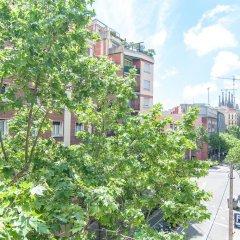 Отель Bbarcelona Encants Family Flat Барселона