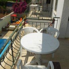 Отель Phellos Apart балкон
