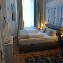 Hotel Villa Konstanz 3* Стандартный номер фото 14