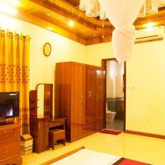 Отель Hoa Mau Don Homestay комната для гостей фото 3
