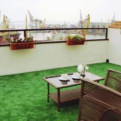 Гостиница Жемчужина балкон