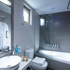 Отель Happy Cretan Suites Полулюкс с различными типами кроватей фото 2