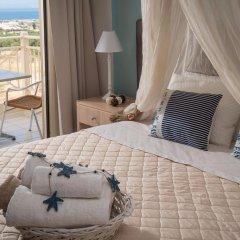 Notos Heights Hotel & Suites 4* Улучшенная студия с различными типами кроватей