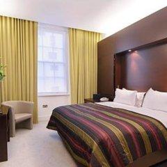 Отель The Park Grand London Paddington 4* Номер Делюкс с различными типами кроватей фото 15